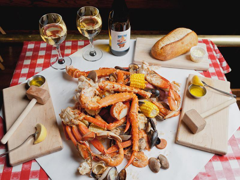 Crab Pot Seattle