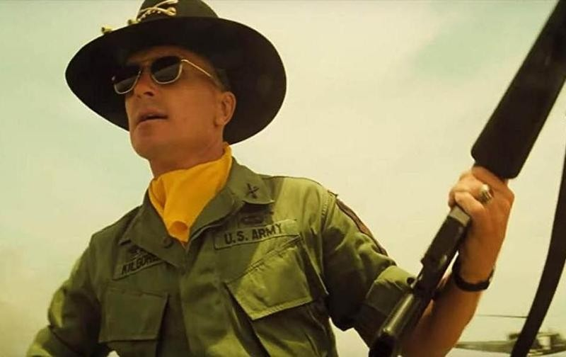 Lieutenant Colonel Bill Kilgore