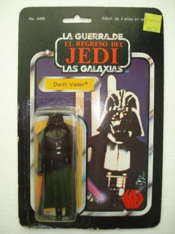 Mexican Darth Vader (1983)