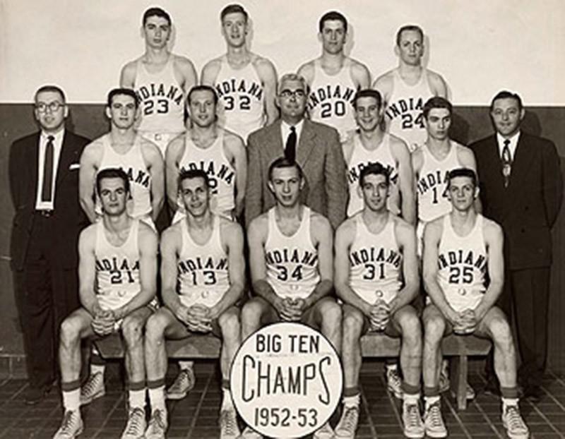 1952-53 Indiana Hoosiers