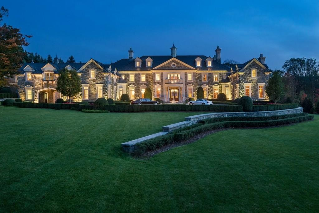 Mansion in Alpine, New Jersey