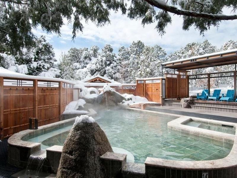Ten Thousand Waves Japanese Spa & Resort