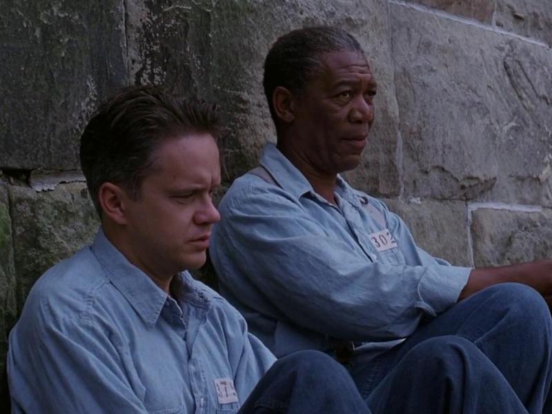 Shawshank Redemption Filming