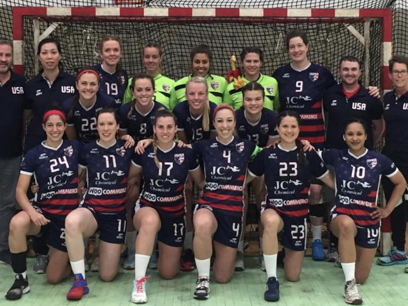 2019 U.S. handball women's national team