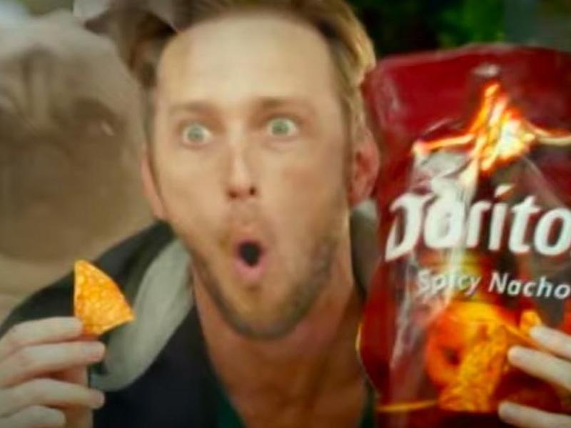 Doritos Spicy Nacho commercial in 2011