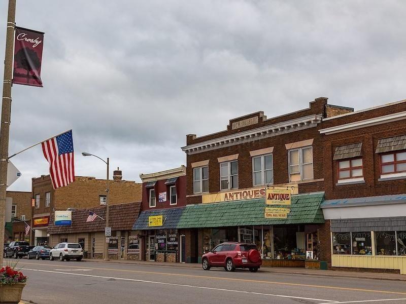 Crosby, Minnesota
