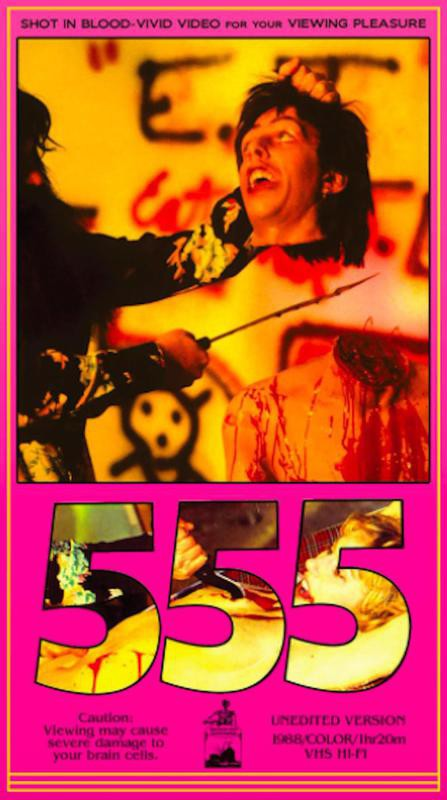 555 VHS tape