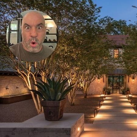 Inside Joe Rogan's $14.4 Million Texas Mansion