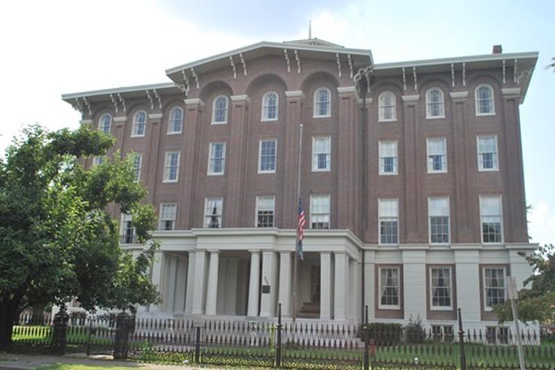 Kentucky School for the Deaf in Kentucky
