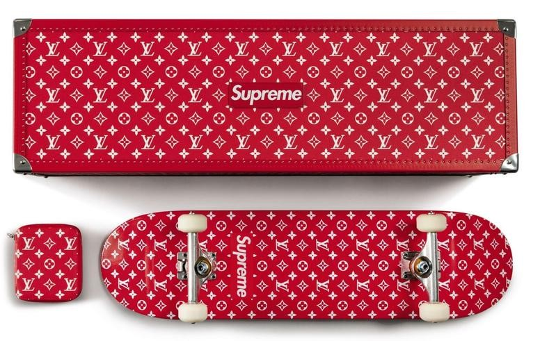 Louis Vuitton Skateboard