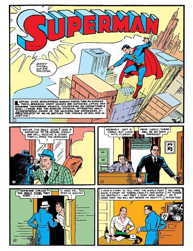 Action Comics No. 10