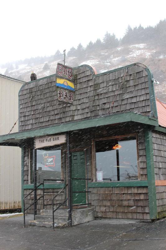 B&B bar in alaska