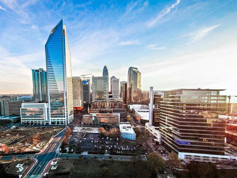 No less than six Fortune 500 companies call Charlotte, North Carolina home.