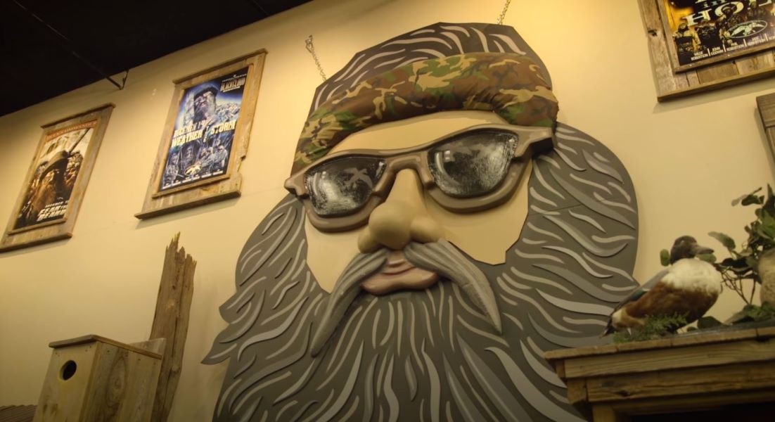 Willie's Duck Diner in West Monroe, Louisiana