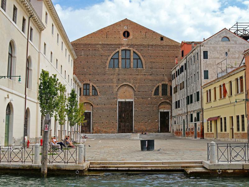 Church of San Lorenzo in Venice