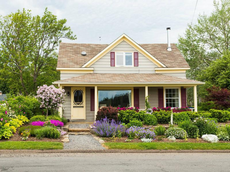 Curb appeal is an important home-buying consideration