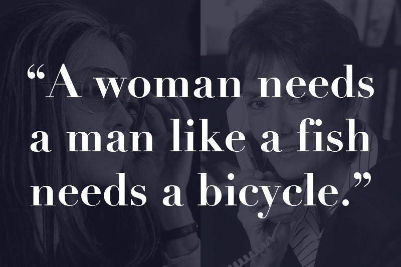 Fish and bicycles
