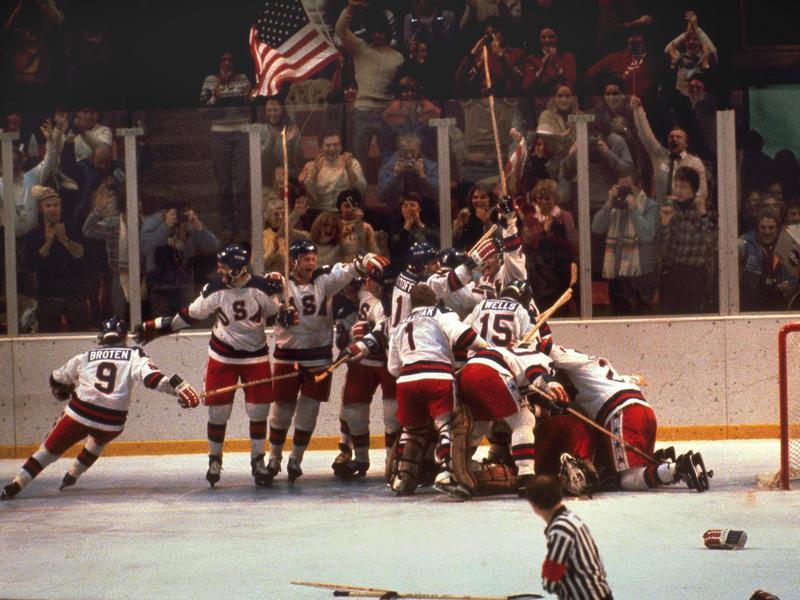 1980 U.S. Olympic Hockey Team