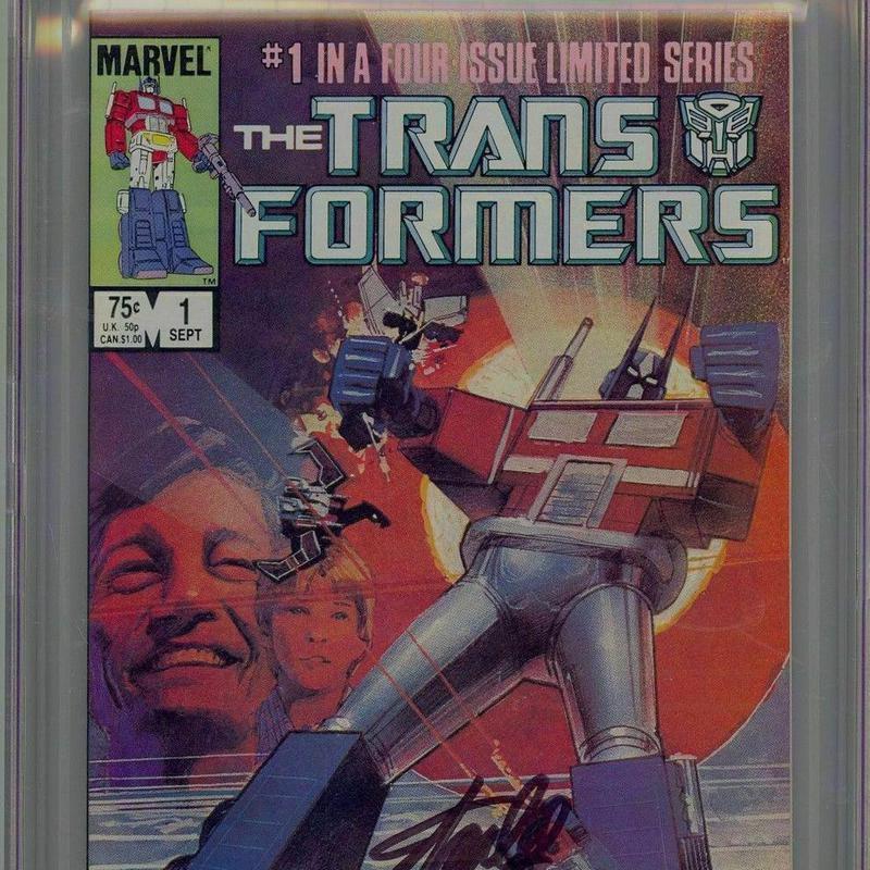 Transformers #1 1984