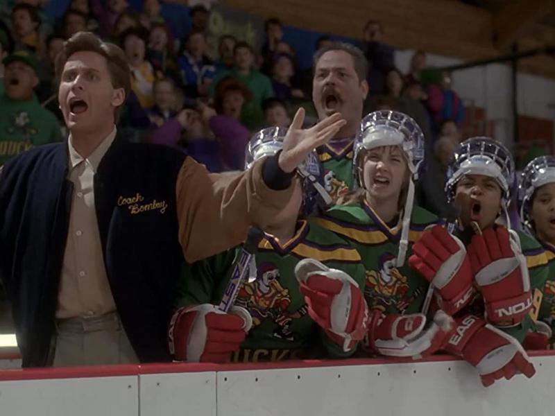 Minnesota: 'The Mighty Ducks'