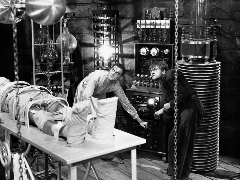 Dr. Henry Frankenstein