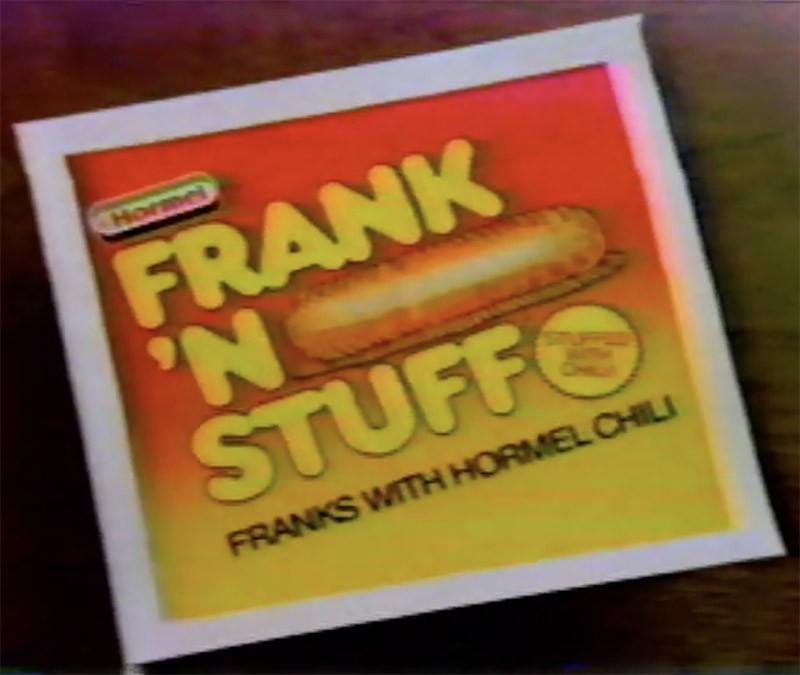 Frank 'n Stuff Hot Dogs