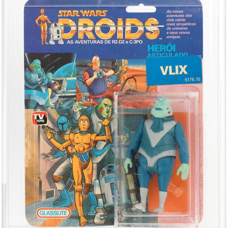 Star Wars Glasslite Vlix