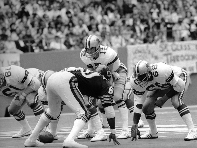 Roger Staubach and 1977 Dallas Cowboys