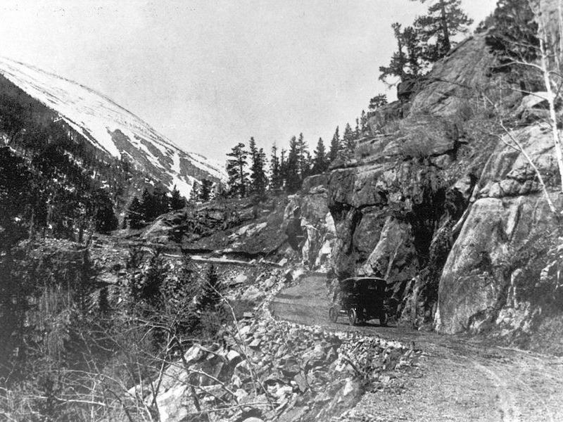 Rocky Mountain - Past