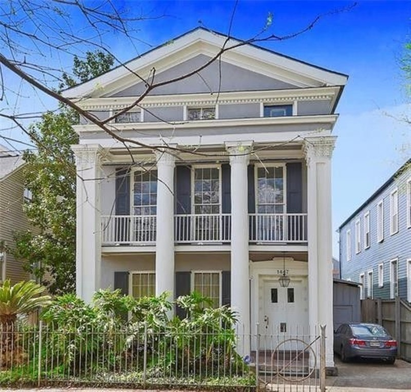 Griffin House in New Orleans