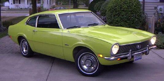 1970 Mighty Maverick