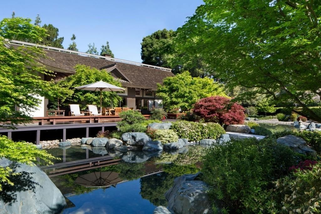 Mansion in Atherton, California
