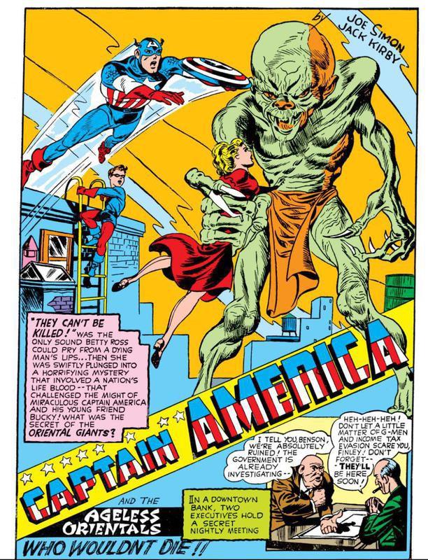 Captain America No. 2 1941