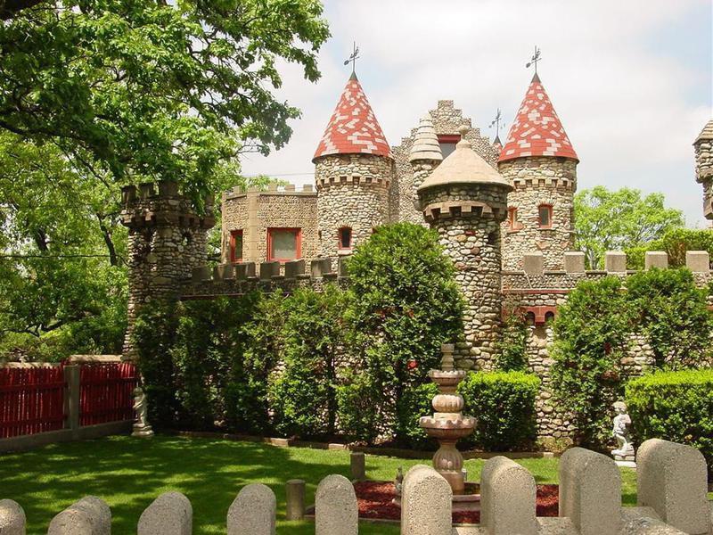 Bettendorf Castle in Illinois