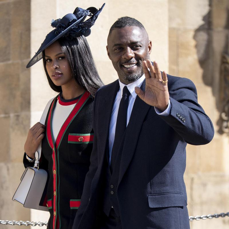 Idris Elba, aka 'Stringer Bell'
