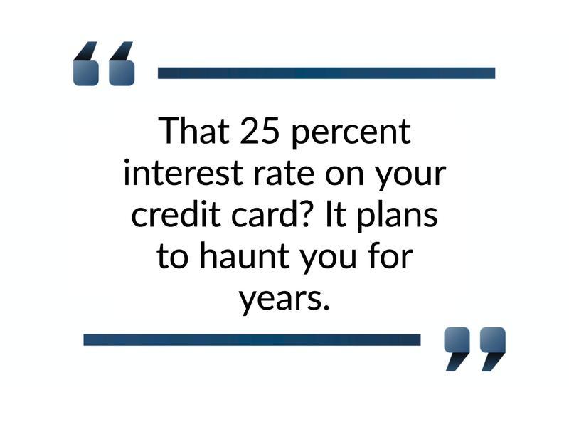 five years bad debt