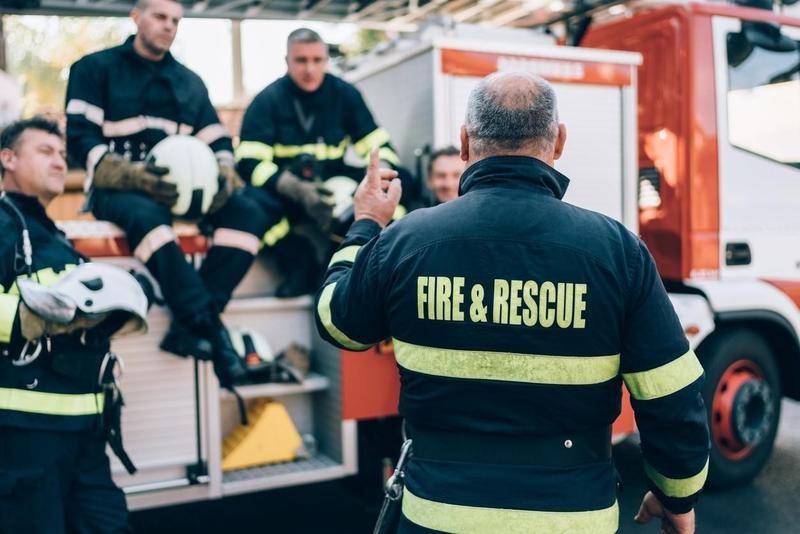 Firefighter supervisors