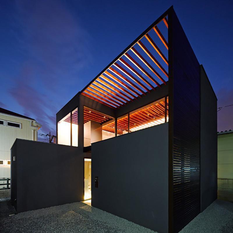 The Pergola House