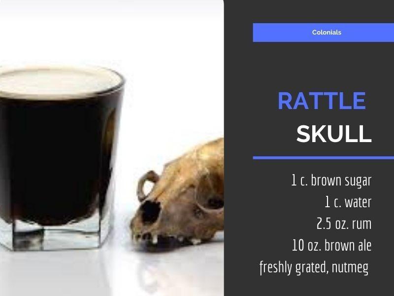 Rattle Skull