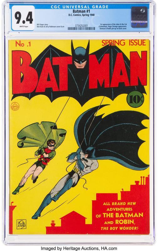 Batman No. 1