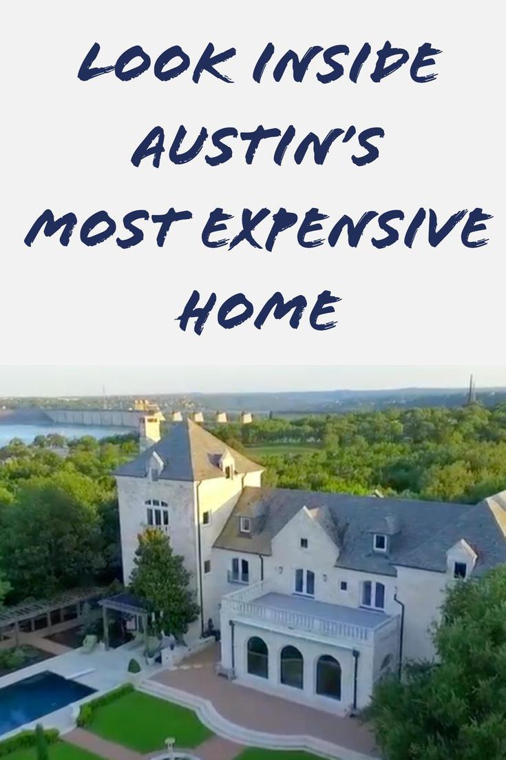 a look inside austin s most expensive home work money rh workandmoney com