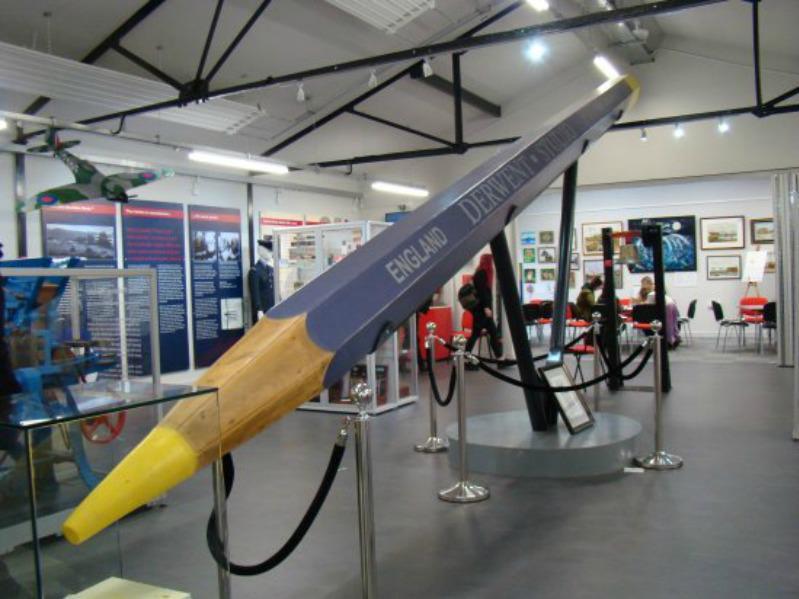 Derwent Pencil Museum