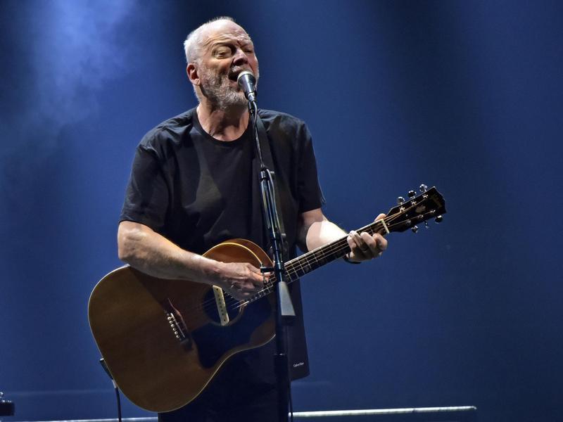 David Gilmour in 2016