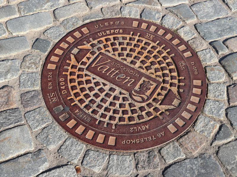 Stockholm water main
