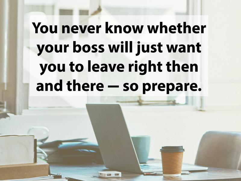 Prepare personal files
