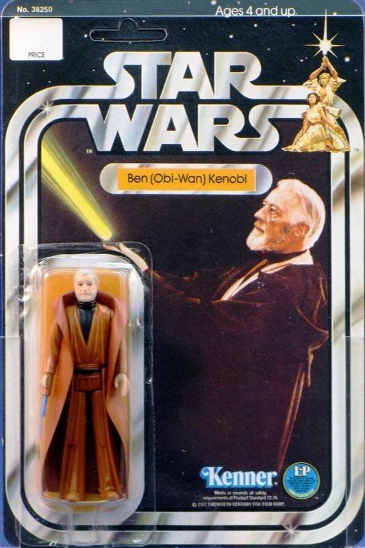 Ben Kenobi With Gray Hair (1978)