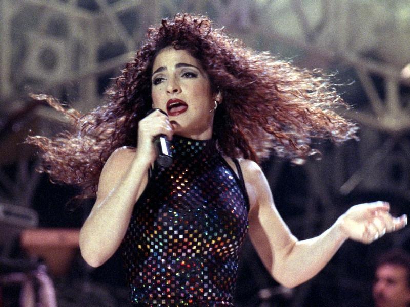 Young Gloria Estefan