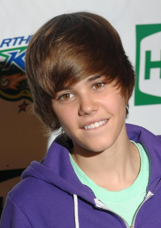 Young Justin Bieber