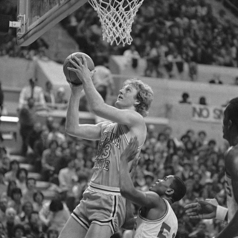 Larry Bird in 1978