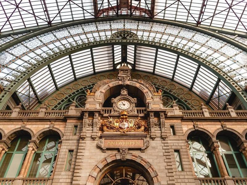 Antwerpen-Centraal Station